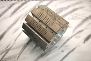 Titan Präcis Metallurgie GmbH - Mitnahmefunktion WC-Co