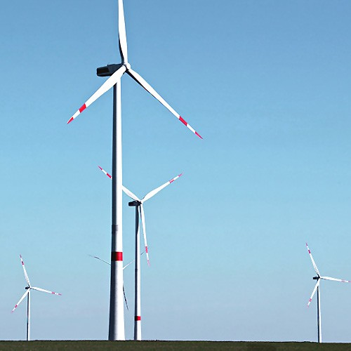 Titan Präcis Metallurgie GmbH - Windenergie